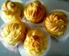 Resep Kue Sus Lembut Isi Vla Tips Dan Cara Membuatnya New Recipes, Cake Recipes, Snack Recipes, Dessert Recipes, Cooking Recipes, Snacks, Marmer Cake, Resep Cake, Egg Tart