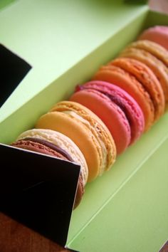 French Macarons Cannes France