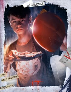 Jaeden Lieberher is Bill Denbrough | #IT #ItMOVIE #It2017