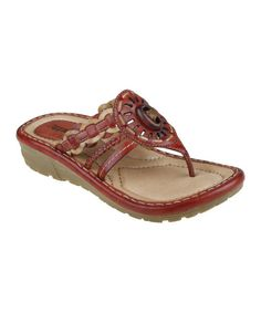 Take a look at this Earth Spice Gale Sandal on zulily today!