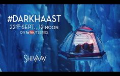 You Can't Miss Mid Air Romance of Ajay in & Erika in '#Darkhaast' – Song
