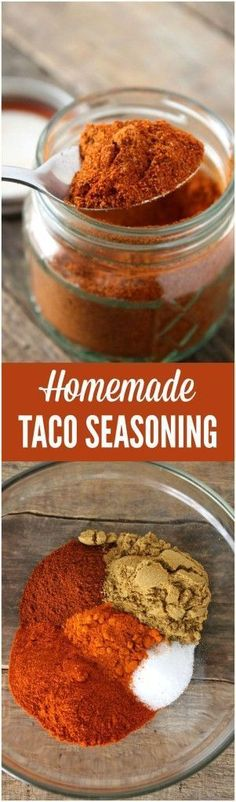 We eat Mexican food a lot. I mean A LOT!!! And this homemade taco seasoning is a crucial ingredient in … Read More → #mexicanfoodrecipes