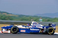 Jacques Villeneuve  Williams - Renault 1996