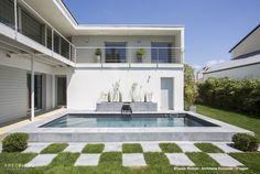 Mini piscine Contemporaine | Caron Piscines