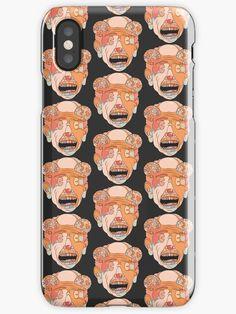 'Happy Clown Soda Pop' iPhone Case by proudnothing Cool Iphone Cases, Iphone Case Covers, Pop S, Soda, Ink, Happy, Prints, Beverage, Soft Drink