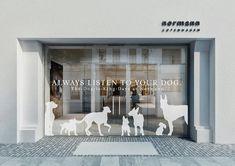 Berlin's hippest hounds Cloud 7 pop-up at Normann Copenhagen's uber cool concept store