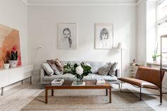 Charmigt boende på Mosebacke | Emelie Ekman - 34 kvadrat