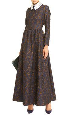Otto Brocade Gown by Vivetta - Moda Operandi