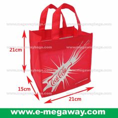 #Drinks #Coke #Coca-Cola #Fans #Recycle #Eco-friendly #ShopBag #Buyaway #Packed Bag #Packaging #Bundle #Selling #Corporate #Co-operation #Company #Promotion #Giftbag #Non-woven #Eco #Giveaway #Takeaway #Megaway #MegawayBags #CC-1467-81477k on Carousell