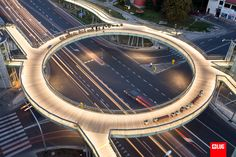 Architecture Building Design, Architecture People, Light Architecture, Beautiful Architecture, Architecture Details, Bridge Design, Facade Design, Green Facade, Interior Design Resources