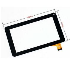 """Witblue New For  7 """"  Explay Favorite Tablet touch screen panel Digitizer Glass Sensor replacement Free Shipping"""