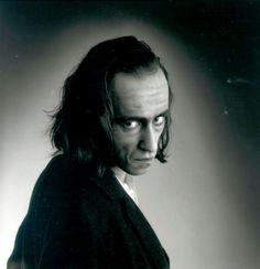 chimneyfish:   Portrait of Antonin Artaud, 1947  Jean-François Cholley