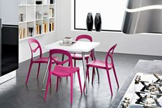 ForYou – Modern Chairs from Domitalia : Terrific Chairs From Domitalia With White Desk