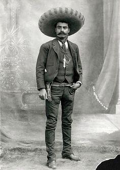 Zapata http://bluffs-and-fisticuffs.tumblr.com/post/30886377774/emiliano-zapata-guerrero-mexico-1915