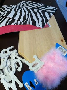 How To Create a Crafty Classroom Name Sign