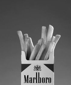 Mc.Donalds & Cigarettes