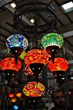 OK, So who cares if it's February - If you ask me it's NEVER too late for an Autumn Expo ! Lamp Light, Light Up, Home Helpers, Turkish Lamps, Turkish Delight, Moorish, Home Depot, Chandeliers, Jars