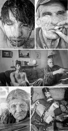 Hyper Realistic Art by Paul Cadden this shit is insane!!! they look like photographs!!!