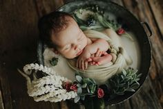 Milk bath newborn photography #milkbathbaby #sweetsavannahquinn #kcmstudios