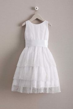 534f5284ea6 Isabel Garreton Girls Beaded Pearls Dress