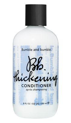 Bumble Thickening conditioner