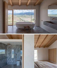 Magnífica casa en Wyoming Estados Unidos estilo americano diseño de exteriores decoración interiores chalet europeo y una cabaña americana casas de revista casa espectacular blog decoracion interiores