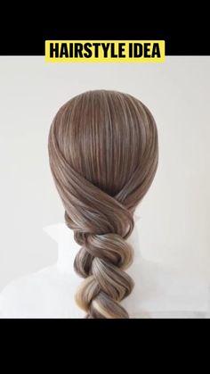 Beautiful Hair Color, Cool Hair Color, Beautiful Dresses, Nice Dresses, Easy Hairstyles, Hairdos, Princess Makeup, Hairspray, Hair Hacks