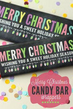 Merry-Christmas-Chalk-Candy-Bar-Wrappers-on-lilluna.com-