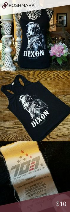 Walking Dead Zombie killing bad boy you love to love, Daryl Dixon. 💀 707 Tops Tank Tops