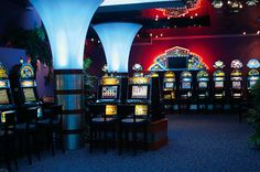 casino interior design - Google Search