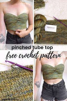 Crochet Shirt, Crochet Crop Top, Cute Crochet, Crochet Crafts, Easy Crochet, Crochet Tops, Kids Crochet, Diy Crochet Clothes, Crochet Projects