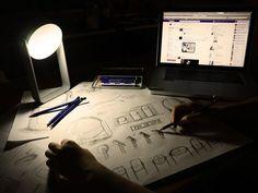 A Most Versatile Task Light Converts Into Lantern, Flashlight, Mood Lighting — Final Frame