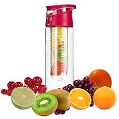 £16.99 FRUIT INFUSER WATER BOTTLE 750ML http://britishmums.com/dubai/shop/fruit-infuser-water-bottle-750ml/