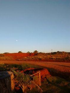 #Céu terra #amanhecer lindo