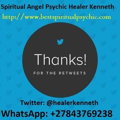 Social Media Spiritual Psychic Healer Kenneth, Call, WhatsApp: serves clients worldwide with Online Spiritual Healing, Psychic Readings, Palm Reading… Easy Love Spells, Powerful Love Spells, Spiritual Messages, Spiritual Guidance, Spiritual Healer, Quebec, Prayer For Marriage Restoration, Prayer For Love, Montreal