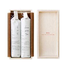 Love Japanese packaging.