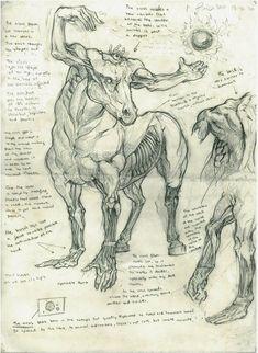 Mutation drawing Idea, David Gau on ArtStation at https://www.artstation.com/artwork/mutation-drawing-idea