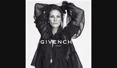 Julia Roberts protagonizó la campaña de Givenchy a cara lavada | Fashion TV