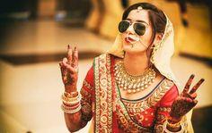 Wedding Poses Sunglasses for an Indian Wedding Indian Wedding Couple Photography, Wedding Couple Poses, Couple Posing, Wedding Couples, Engagement Photography, Photography Ideas, Indian Wedding Songs, Desi Wedding, Wedding Bride