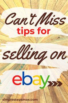 Ebay Selling Tips, Ebay Tips, Selling Online, Making Money On Ebay, What To Sell, Make Easy Money, Gift Card Generator, Funny Design, Me Time