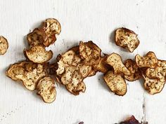 Get Eggplant Chips Recipe from Food Network