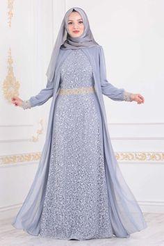 ideas for dress hijab evening wedding gowns Hijab Gown, Hijab Evening Dress, Hijab Dress Party, Evening Outfits, Muslim Evening Dresses, Evening Gowns, Dress Brukat, Kebaya Dress, Dress Pesta
