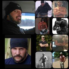 I get told a lot that I look like Joseph Teti from Dual Survivor.  5 of these photos are of Joe, the other 5 are of me.  #josephteti #teti #scottdeadfishvanosdol #dualsurvivor SDV