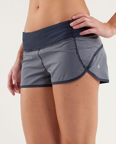 RUN:Speed Short- LuLu Lemon, love these shorts! so comfy! #workout