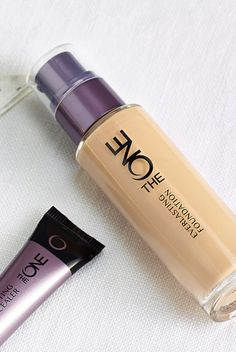 The ONE Foundation and Concealer http://gr.oriflame.com/recruits/online-registration.jhtml?sponsor=361593&_requestid=2246350