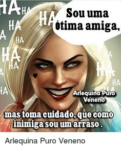 Resultado de imagem para frases arlequina