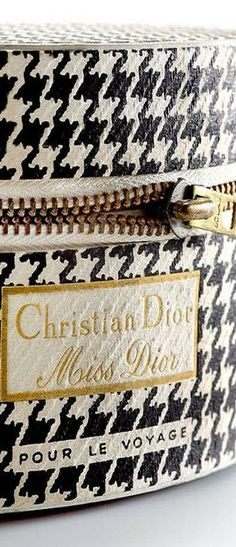 Miss Dior Hat Box