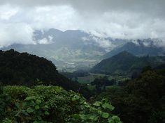 Cerro Punta one day trek, Panama    http://twitter.com/PanamaLaw