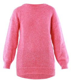 Mohair Jumper by Vanessa Bruno. This bright-pink mohair jumper has an oversized fit with a round neck and long sleeves. #Matchesfashion