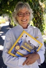 Cindy Pawlcyn is an American chef best known for the restaurants she opened in the San Francisco Bay Area and the Napa Valley between 1983 and 2008. Pawlcyn was an early advocate for using local, sustainable meats and produce in her restaurants! Love ya Cindy!